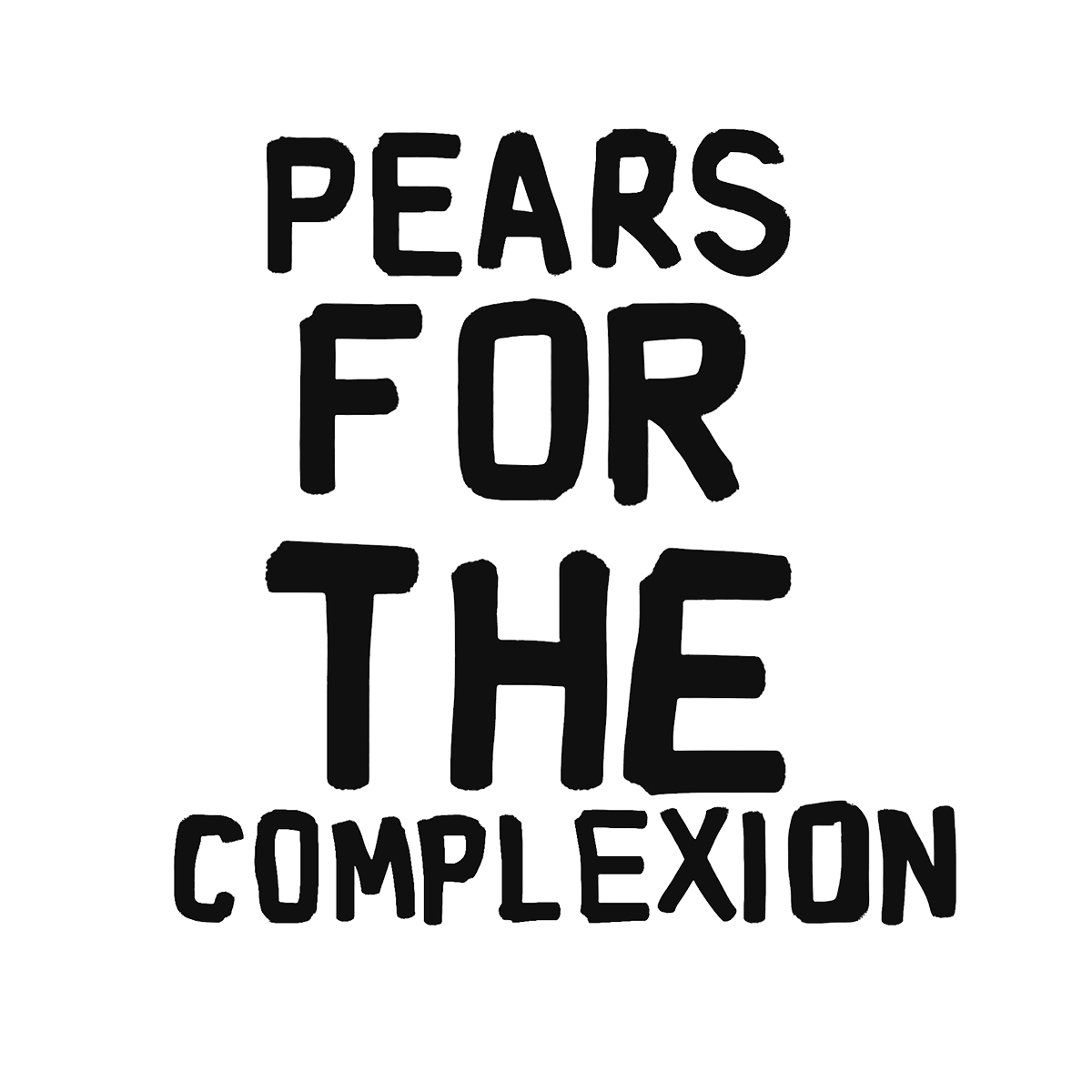 Pears for The Complexion