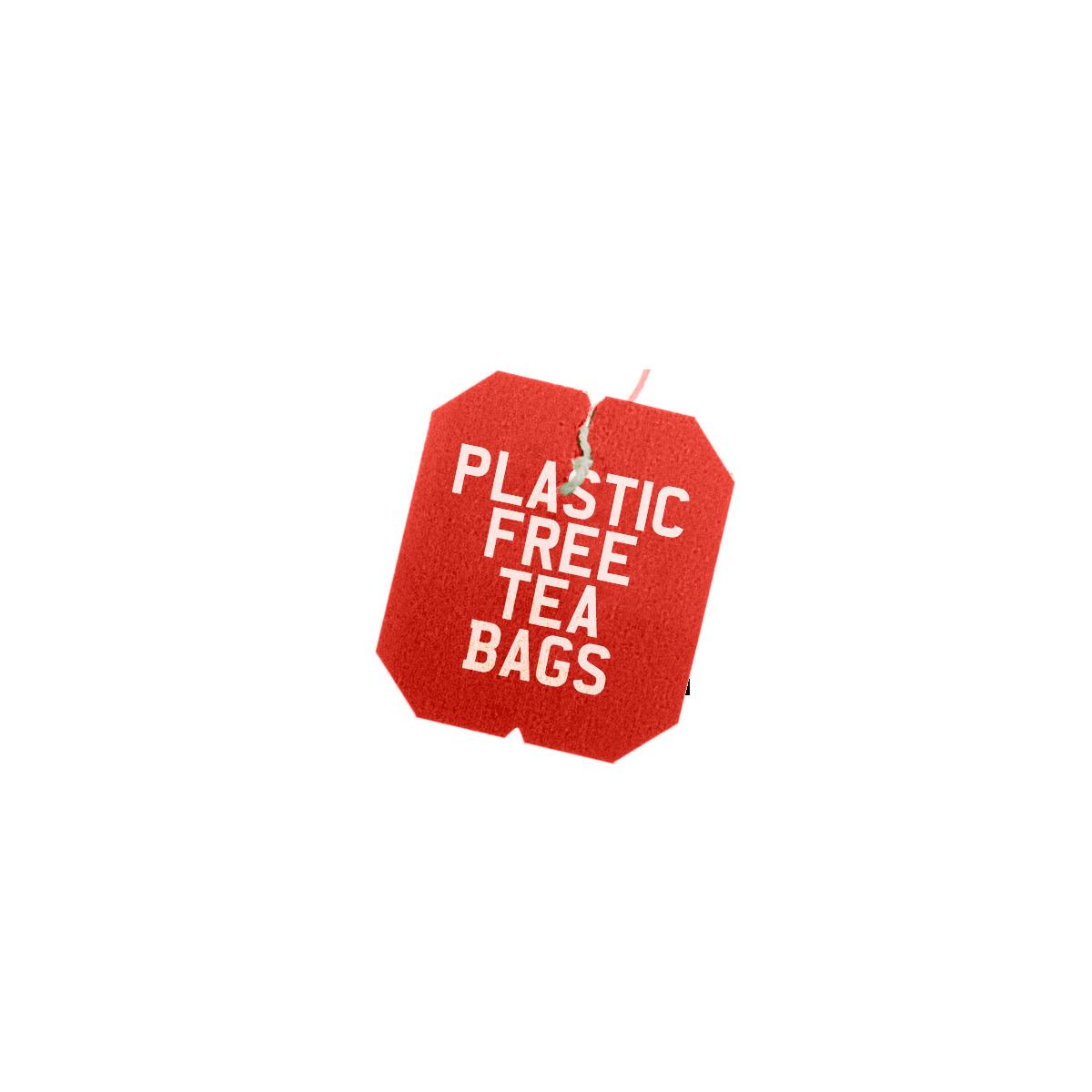 Plastic Free Tea Bags - Alan Dunn & Port Sunlight